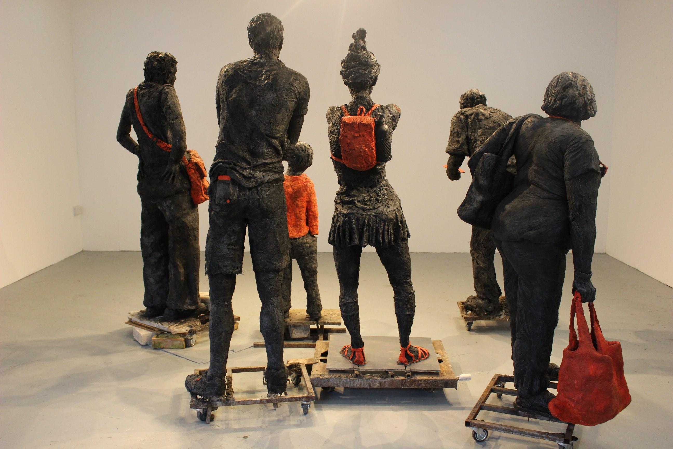 Life Sculpture - Bath Artists Studios