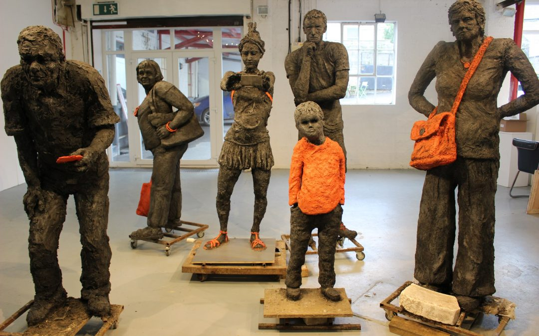 Sculpture Group
