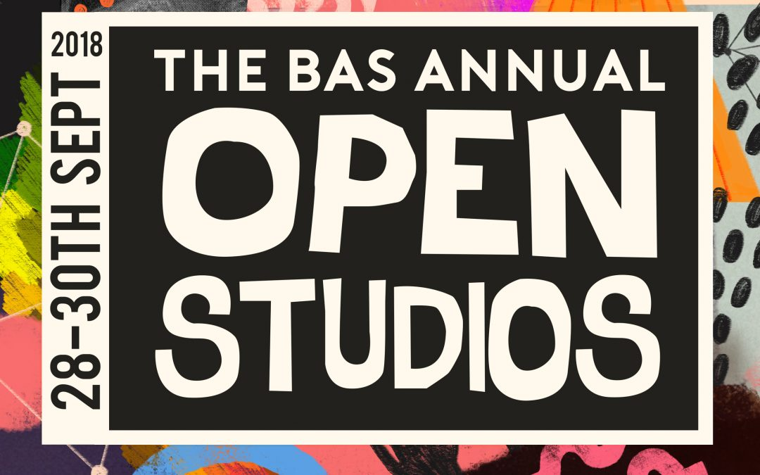 Open Studios 2018 Launch Party!