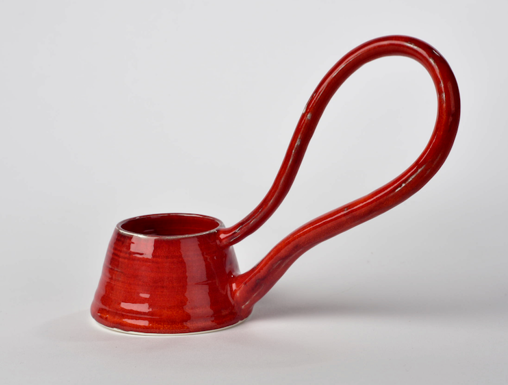 Anna Simson:  An Exhibition of Practically (Dys)functional Cups and Functional Ware