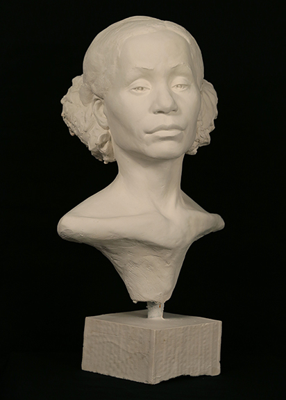 Sculpting The Portrait Head