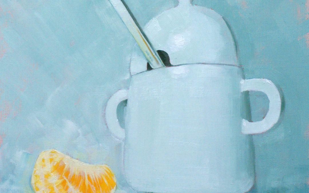 Quick Start Art:  Weekend Oil Painting Workshop, Still Life.