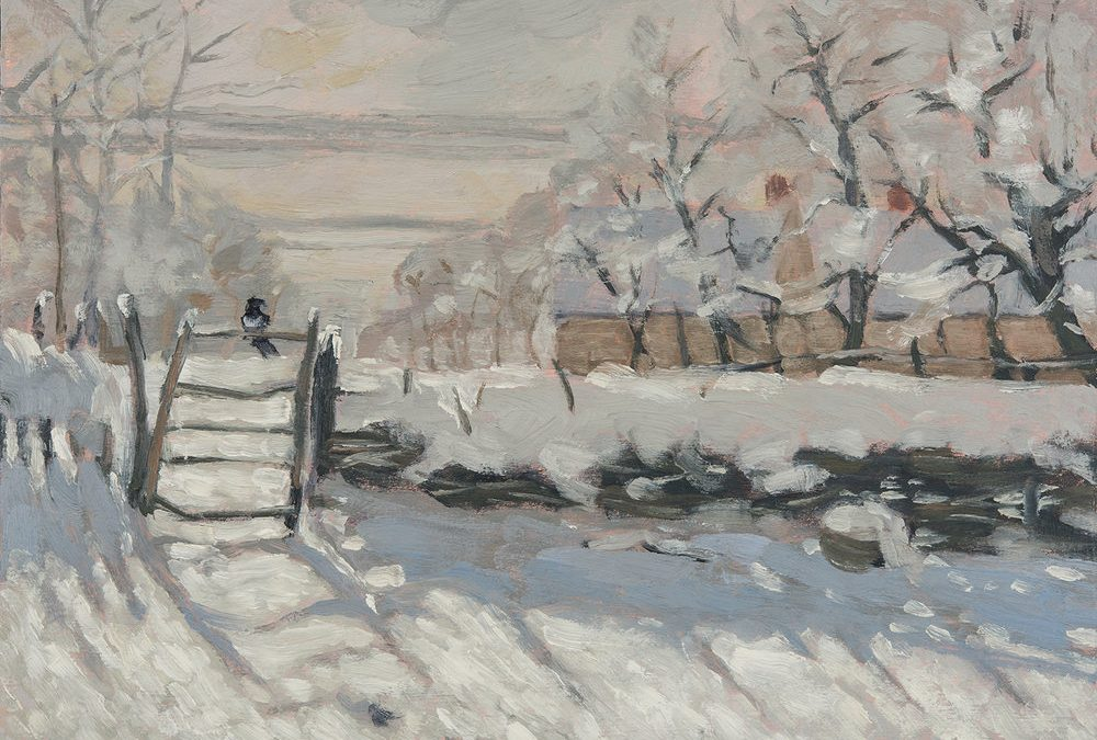 Learn To Paint Landscapes In Oils