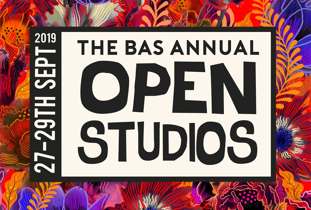 OPEN STUDIOS WEEKEND 2019!