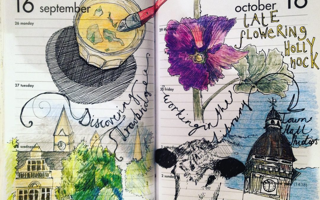 Adventures In Art Journaling With Jo Beal