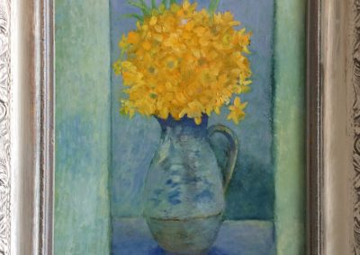 Daffodils (inspired by Bonnard)