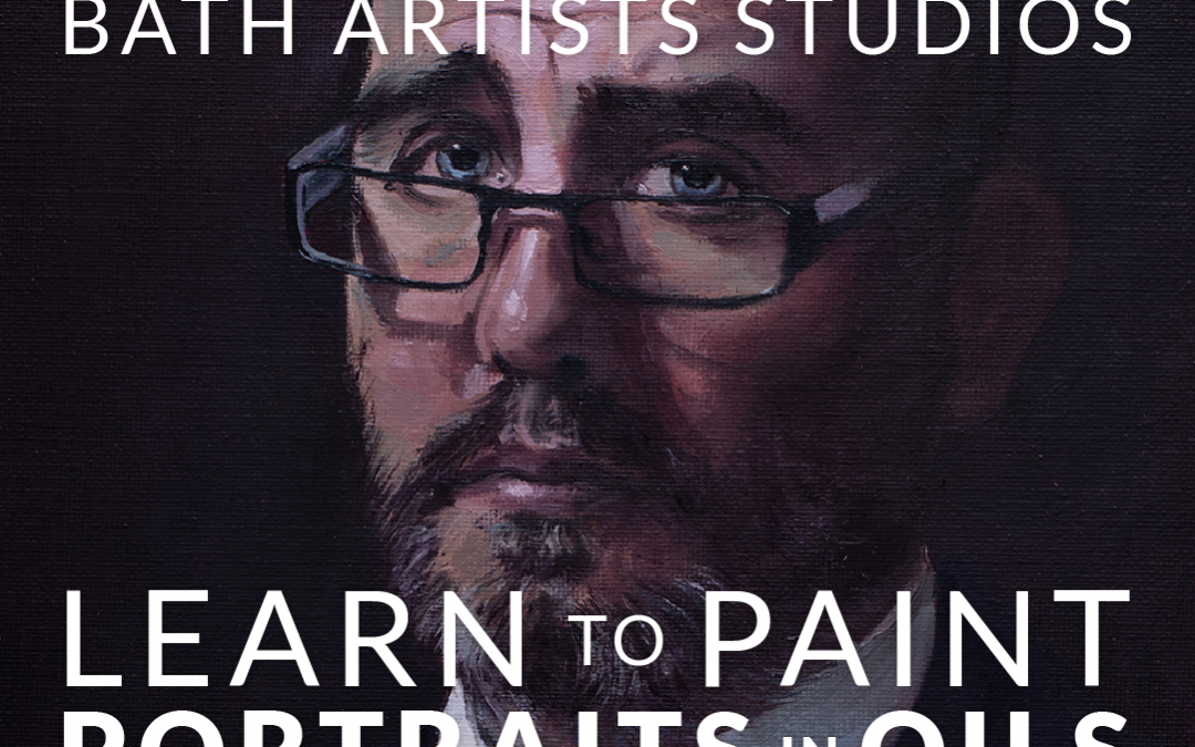 Learn To Paint Portraits In Oils ,