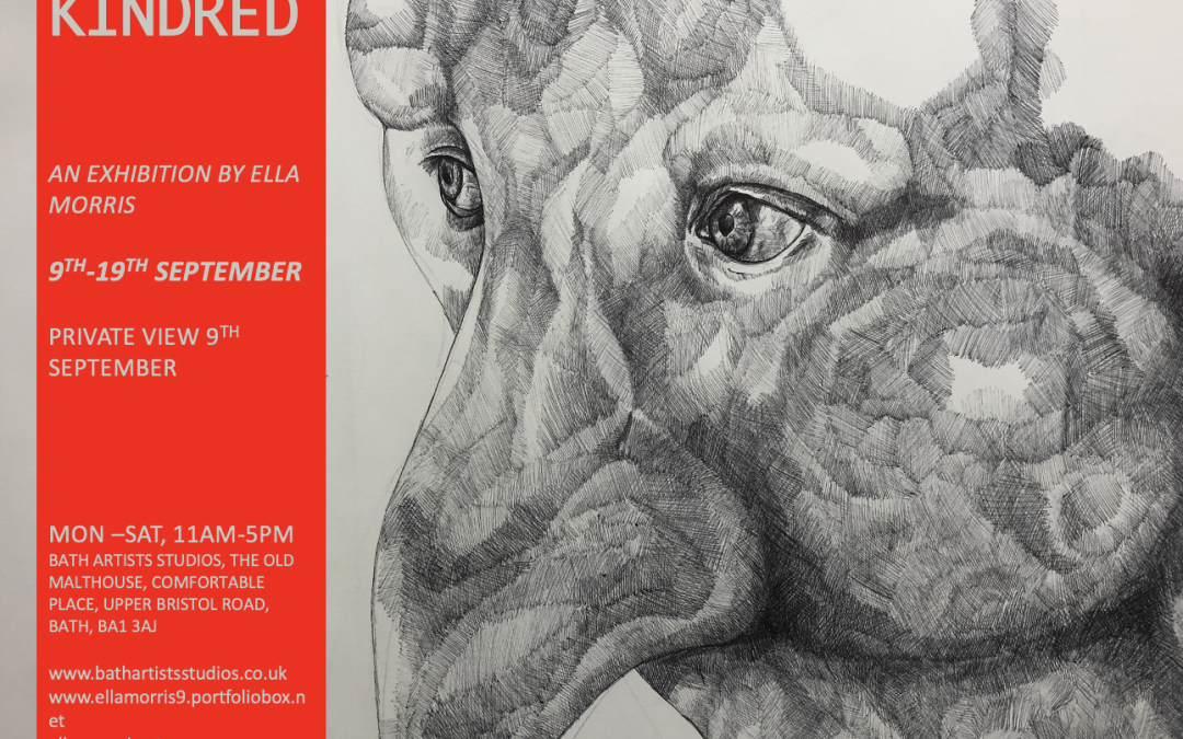 Kindred:  An Exhibition By Ella Morris